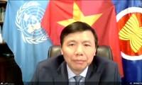 DK PBB Bahas Masalah Keagamaan Dan Konflik