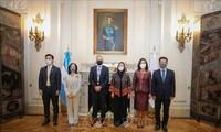 Argentina dan ASEAN Dorong Kerja Sama