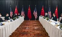 Kalangan Pakar AS Berikan Penilaian Tentang Arti Positif  Pertemuan Puncak AS-Tiongkok