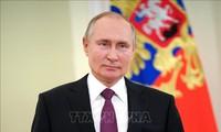 Presiden Rusia Vladimir Putin Terus Dukung Pembinaan Hubungan Baik dengan AS