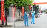 Vietnam Mencatat Lagi 15 Kasus Infeksi Covid-19 Per 9 Mei