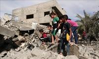 Komunitas Internasional Terus Imbau Pengurangan Ketegangan di Jalur Gaza