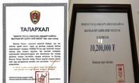 Deputi PM Mongolia Berterima Kasih Kepada Komunitas Vietnam karena Bersinergi Mengendalikan Wabah Covid-19