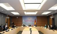 Delegasi MN Vietnam Hadiri Upacara Pembukaan Sidang ke-207 Dewan Eksekutif IPU