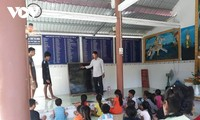 """Peran Para """"A Cha"""" dalam Kehidupan Warga Etnis Minoritas Khmer"""