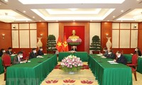 Sekjen Nguyen Phu Trong Lakukan Pembicaraan Telepon dengan Presiden Sri Lanka