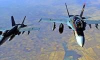 AS Melakukan Serangan Udara terhadap Target Kelompok Milisia yang Didukung Iran di Suriah dan Irak