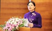 """Lokakarya """"Memupuk Nilai Keluarga Vietnam-Identifikasi dan Solusi"""""""