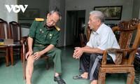 Seorang Veteran Perang yang Punya Kepedulian terhadap Pekerjaan Sosial