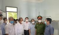 Deputi PM Truong Hoa Binh Minta Provinsi Dong Nai supaya Laksanakan dengan Serius Instruksi Pemerintah Nomor 16