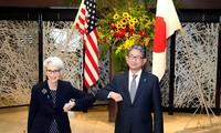 Kalangan Otoritas Jepang dan AS Rundingkan Masalah-Masalah Keamanan di Asia