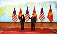 Gedung Putih Tekankan Penguatan Hubungan Kemitraan Komprehensif Vietnam-AS