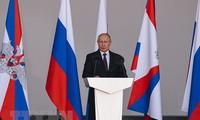 Presiden Rusia Akan Hadiri Forum Ekonomi Ketimuran Ke-6