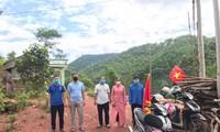 Orang yang dengan Nirlaba Bersama dengan Rakyat Kendalikan Wabah Covid- 19 di Propinsi Lang Son
