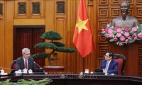 Perkuat Kerja Sama Vietnam-Perancis di Banyak Bidang