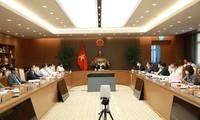 Berikan Sumbangan Pendapat Pada Rancangan Strategi Umum Kendalikan Wabah Covid-19 Dalam Kemormalan Baru