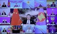 Dorong Kerja Sama ASEAN+3, Menuju ke Pembangunan Komunitas Asia  Timur dengan Motivasi ASEAN