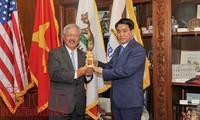 Hanoi souhaite coopérer avec les villes et états américains