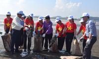 Lancement de la campagne « Pour un monde plus propre »