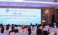 Forum sur la coopération agricole vietnamo-japonaise