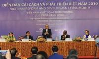 Nguyên Xuân Phuc au forum sur la réforme et le développement