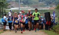 Tournoi de course tout terrain à Sapa