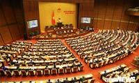 Bientôt la 8e session de l'Assemblée nationale, 14e législature