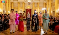La mode vietnamienne présentée en Russie
