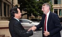 Travail : la Commission du commerce international du Parlement européen salue les efforts du Vietnam