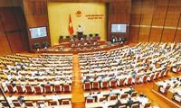 Assemblée nationale : les ministres Trân Tuân Anh et le ministre des Affaires intérieures Lê Vinh Tân questionnés