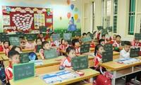 Réforme de l'éducation : 32 manuels pour la première année de l'école primaire