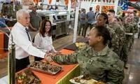 Visite surprise du vice-président des États-Unis en Irak