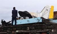 RDC : 23 morts dans le crash au décollage d'un avion sur un quartier de Goma