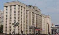 Le Parlement russe soutient le gouvernement syrien et le veto à l'ONU
