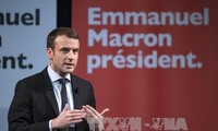 Event linked to French candidate Macron under investigation
