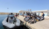 700 refugees rescued off Libya coast