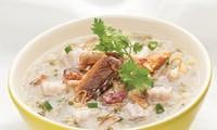 Fish Porridge for Kids