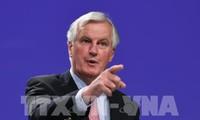 UK, EU work on Brexit agreement