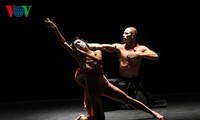 Photo exhibit features Vietnamese, French contemporary dance