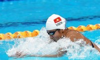 Anh Vien wins 2 gold medals
