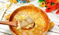 Vietnamese Pomelo sweet soup