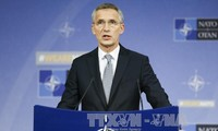 Stoltenberg reappointed NATO chief