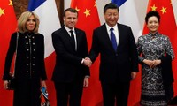 China, France agree to strengthen ties