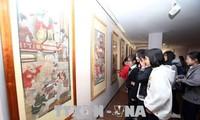 Folk painting exhibition opens in Da Nang