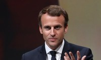 French President's popularity drops sharply