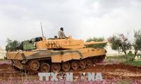 Turkish military seizes control of Syria's Jinderes town