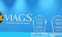 VIAGS wins award for best ground service in Southeast Asia for 2 consecutive years