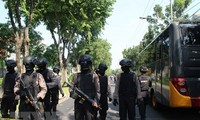 Indonesia tightens security to minimize terrorism risks