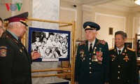 Vietnam photo exhibition opens in Ukraine