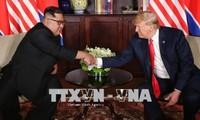 North Korea eyes 2nd summit with US